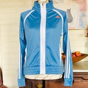 ☀️ Vintage Adidas Track Jacket
